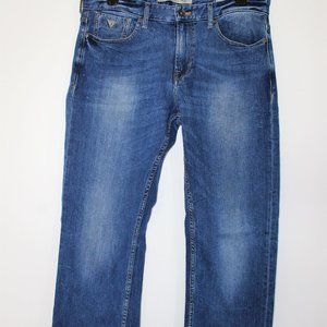 Guess Jeans  Relaxed Fit Men's  Size: 34 x 32